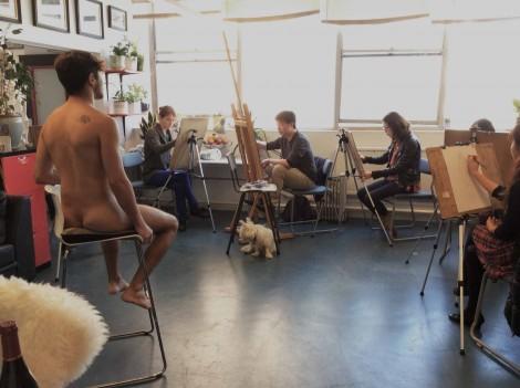 Nude art classes in leeds