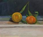 Still life- Orange