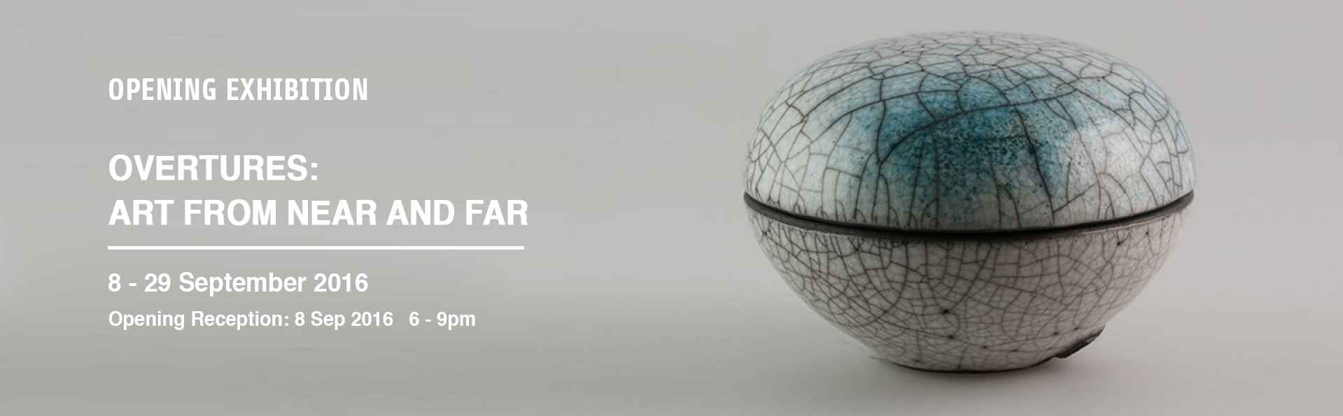 overture art exhibitions london