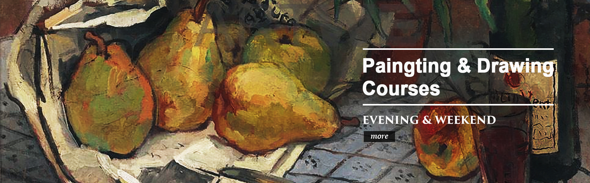painting and drawing courses london