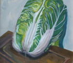Chinese Cabbage (Framed)