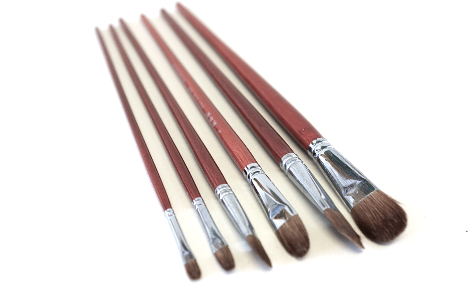 brushes for watercolour acrylic and oil paint l online shop