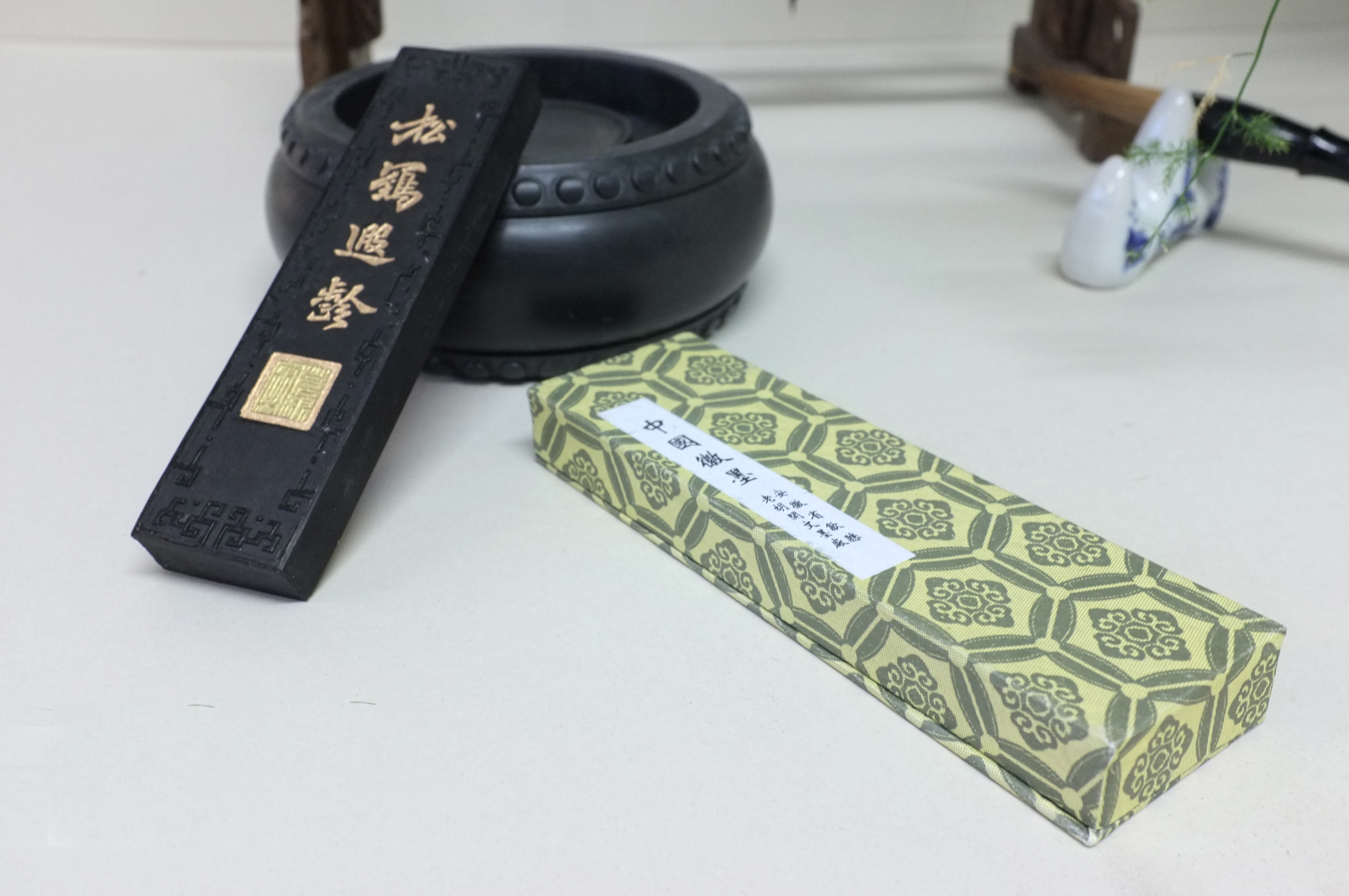 Chinese calligraphy ink stick
