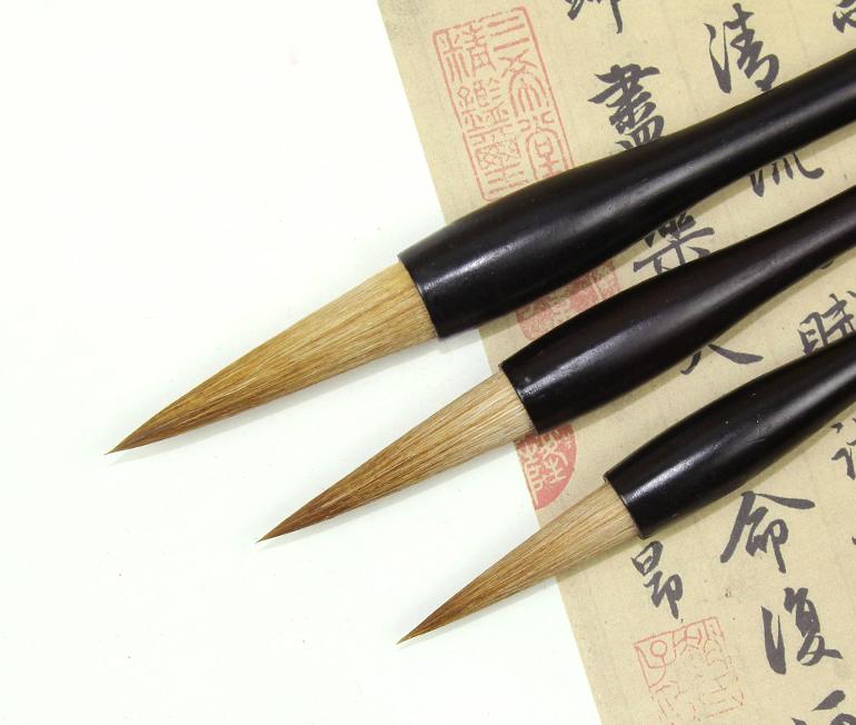 Large size chinese painting calligraphy brush