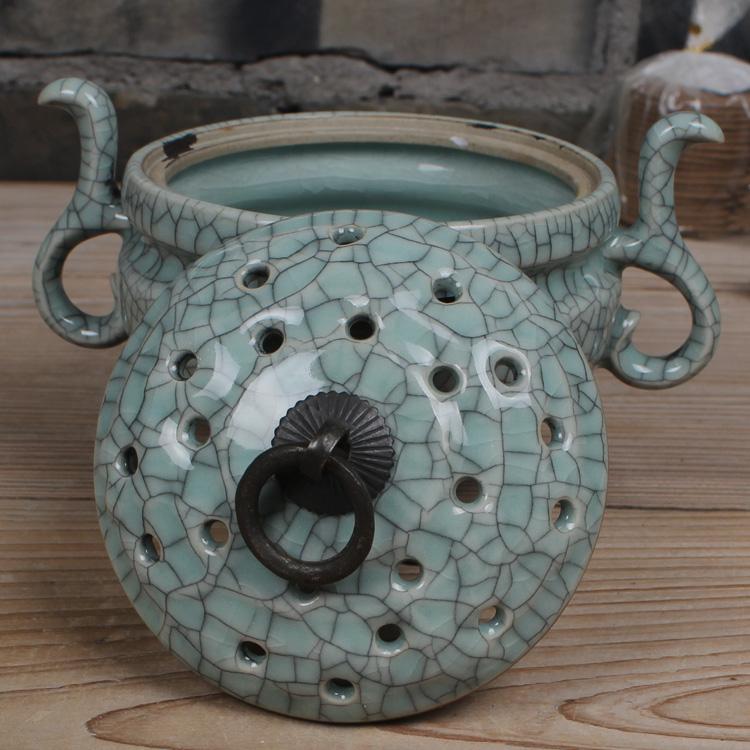Incense burner pot 2