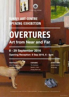 Overtures: Representing Art from Near and Far