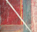 Untitled Acrylics, pencil on plywood 42 x 32cm 2015 £900