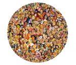 Collage – Oddly Head – Hollywood PT II - Art lonodn