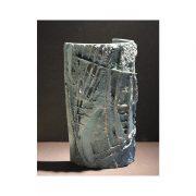Sculptor - Glynis Owen - Sedimentary Curve- london art