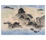 Island, 2016 Chinese Watermark Woodcut Prints_Cui De-Zheng