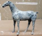 Small Marini Horse. Bronze, edition: No 2 /12. 24 x 10 x 21 cm £1,600 VAT ex.