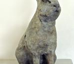 Pygmy Rabbit. Bronze, edition: No 2/12. 30 x 23 x 17cm  £4,200 VAT ex.