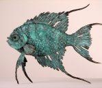 Coral Fish, 2014, Bronze, 32 cm, Edition 17