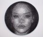 ART #4, Line Art (Sewing Thread), 42 x 64 cm (Diameter), 2016, £1240 (Exc. VAT)