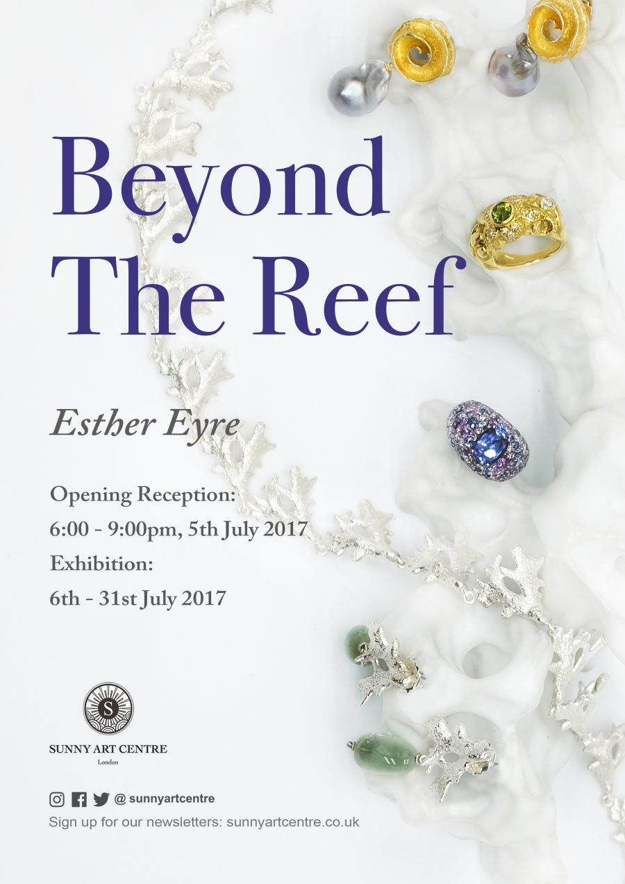 Beyond the Reef – Esther Eyre's Fine Jewellery Exhibition