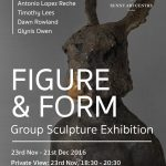 Figure and Form – Group Sculpture Exhibition