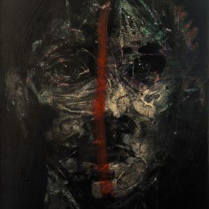 Myriah 1, Acrylic on canvas, 60x44 in 152.4x111.8 cm, $8,000 (ex. VAT)