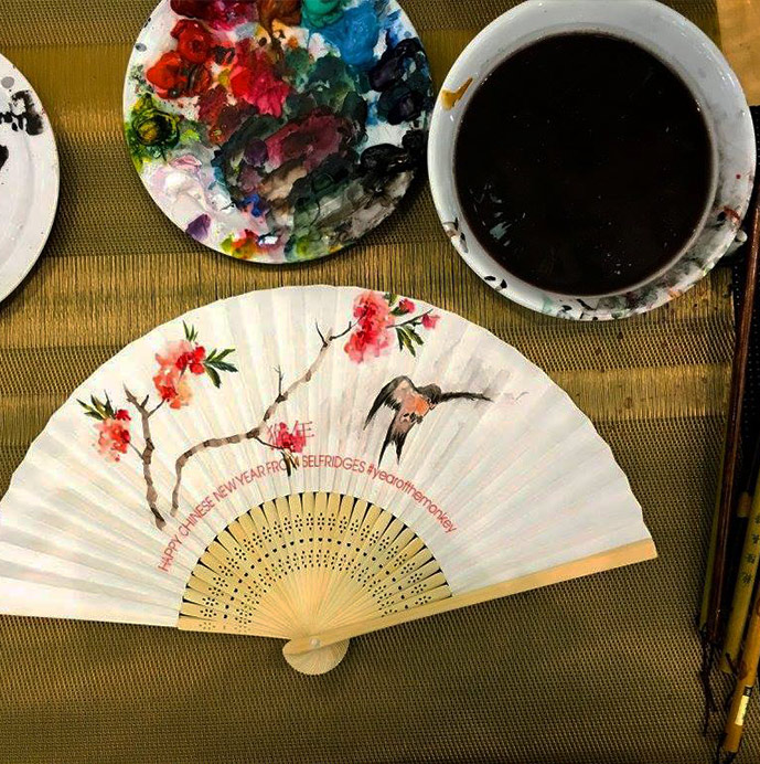 Chinese Painting and Chinese Calligraphy Corporate Art Service