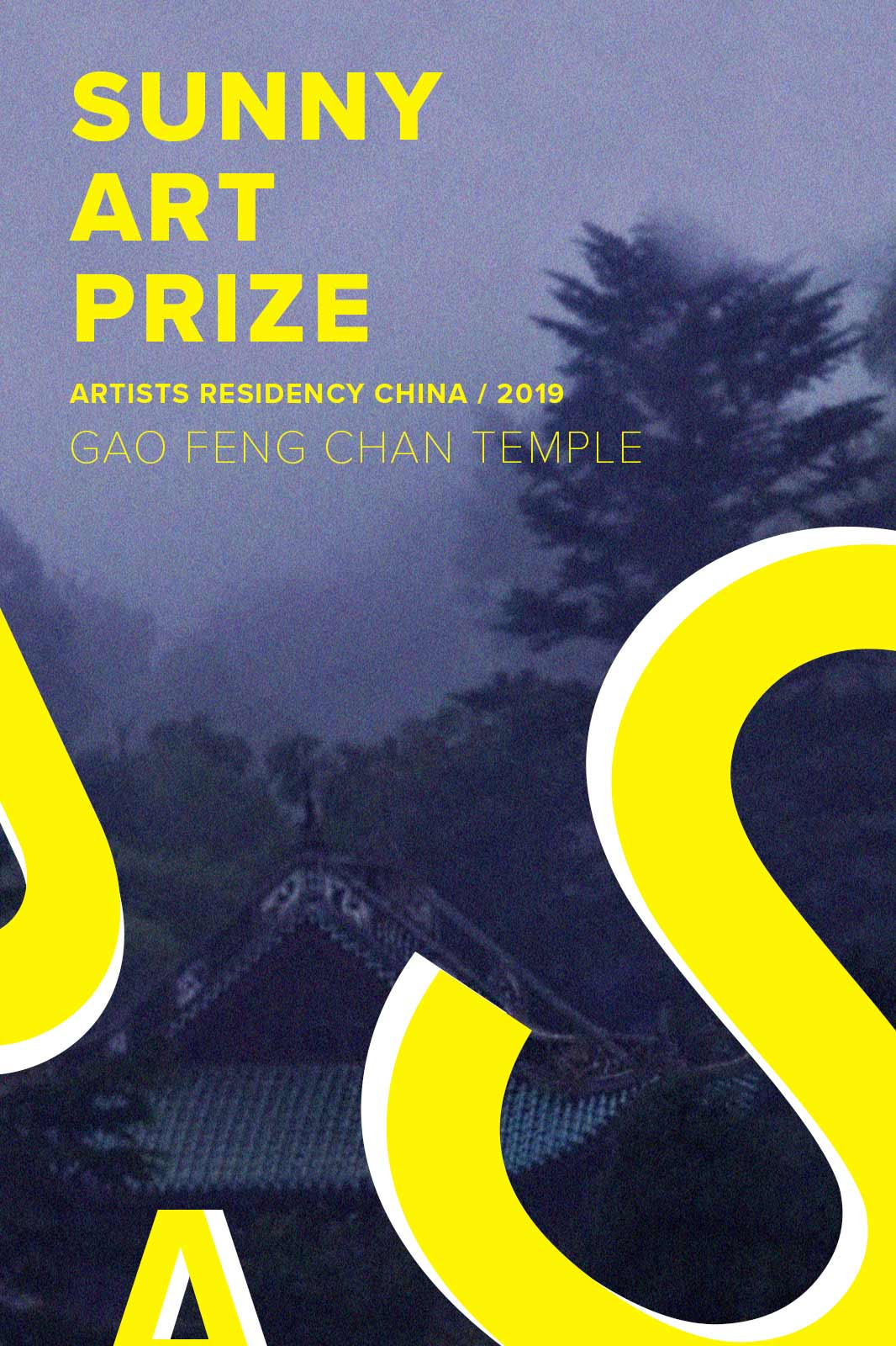 Sunny Art Prize Artists Residency 2019 | Call for Artists